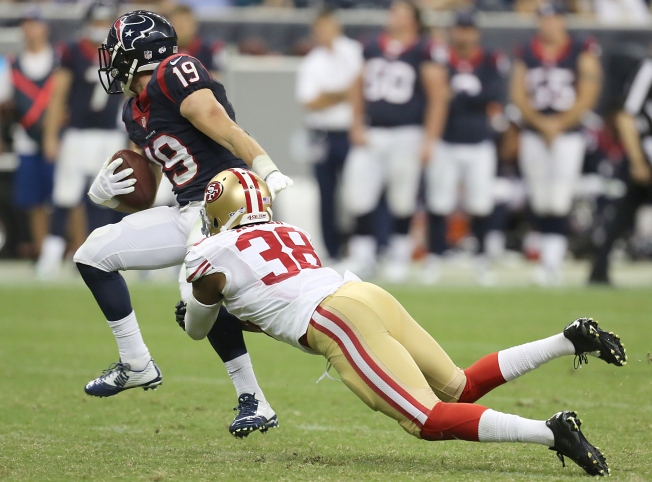 Niners' Cornerback Competition Could be Fierce