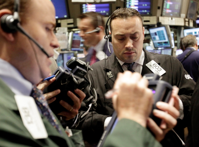 Financial, Retail Stocks Lure Bargain Hunters