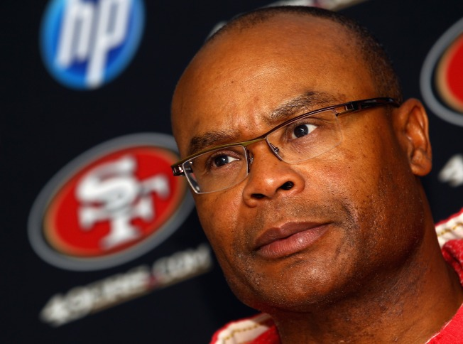 Raw Video: Singletary on Replacement Rumors