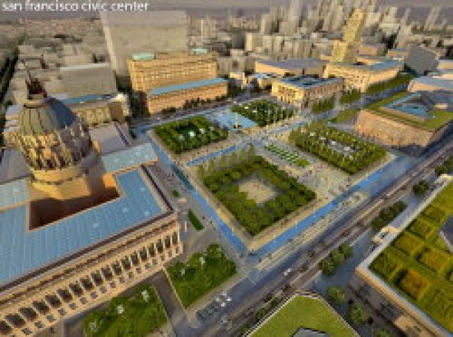 Greening the Civic Center: Second Time's the Charm?
