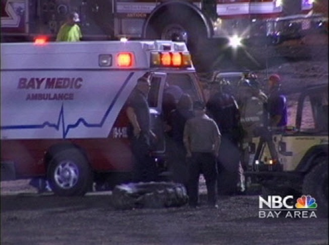 Driver in Serious Condition after Antioch Speedway Crash
