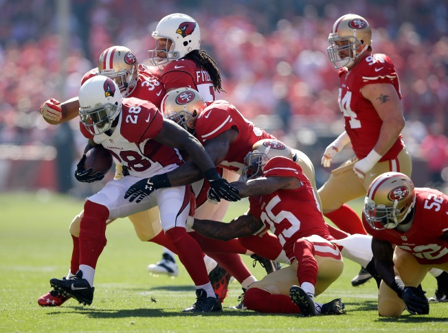 Injury to Dorsey Could be Crucial Loss for 49ers