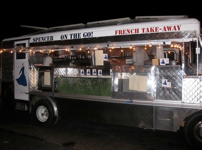 Frog Leg Selling City Food Truck Hits Food Network's Air