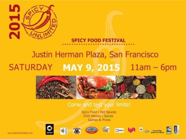Spicy Unlimited Food Festival