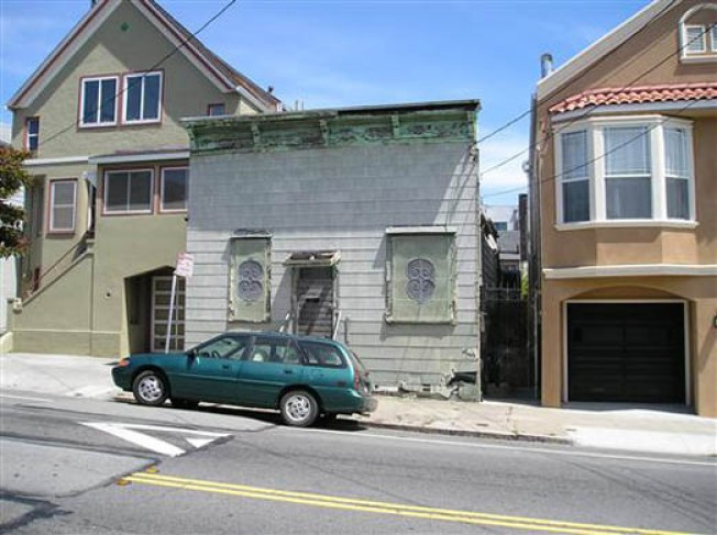"That's Rather Hideous: Bernal Heights ""South Slope Protection Area"" Edition"