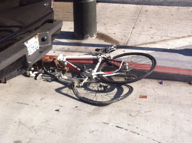 Cyclist Killed by Garbage Truck Not Wearing Helmet: SFPD