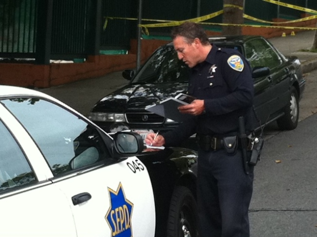 SF: Officer-Involved Shooting at Gough & Ellis
