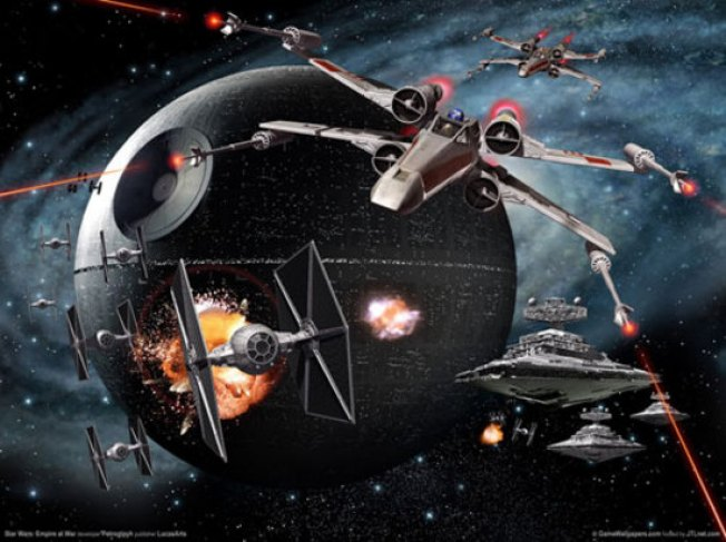 Real Star Wars Death Star Would Cost $852 Quadrillion Dollars