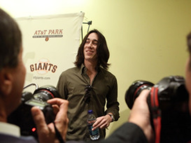 A Day in the Life of Tim Lincecum