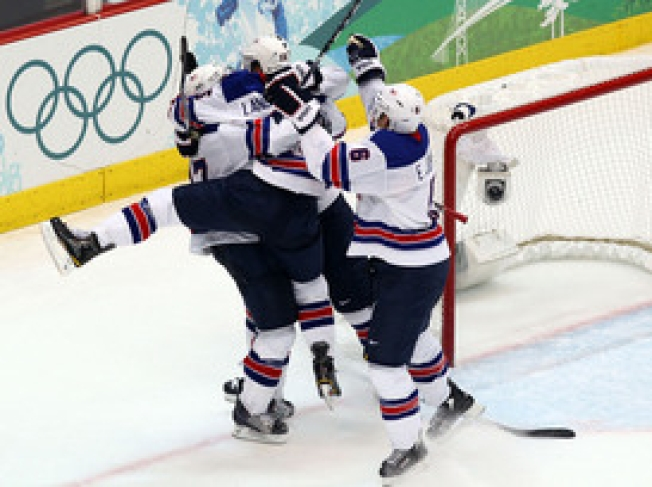 Team USA Hockey Now a Golden Contender