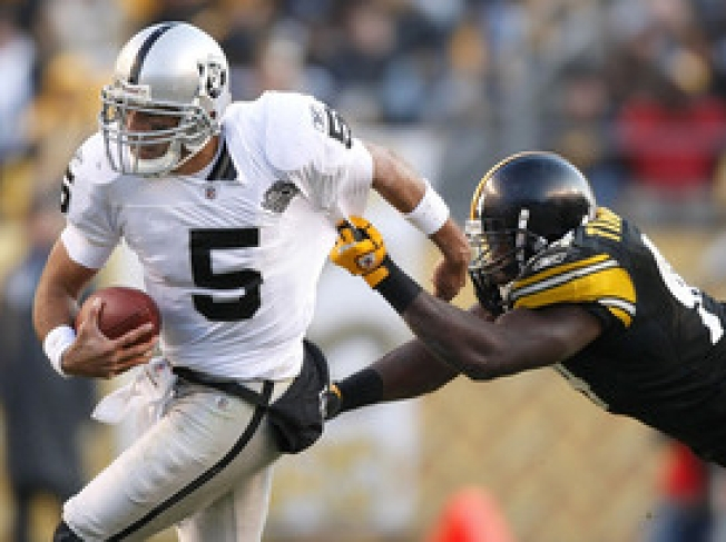 Raiders vs. Steelers: That 70s Show