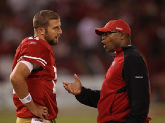 49ers Back to Backstabbing the Coaches