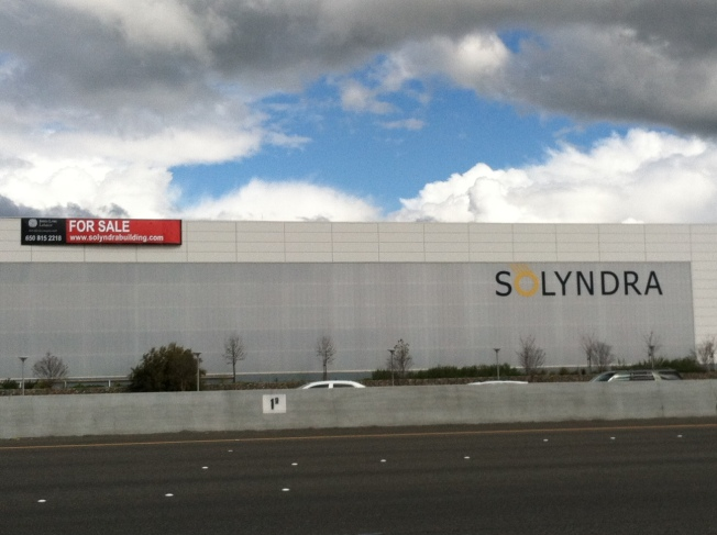 Solyndra Building For Sale