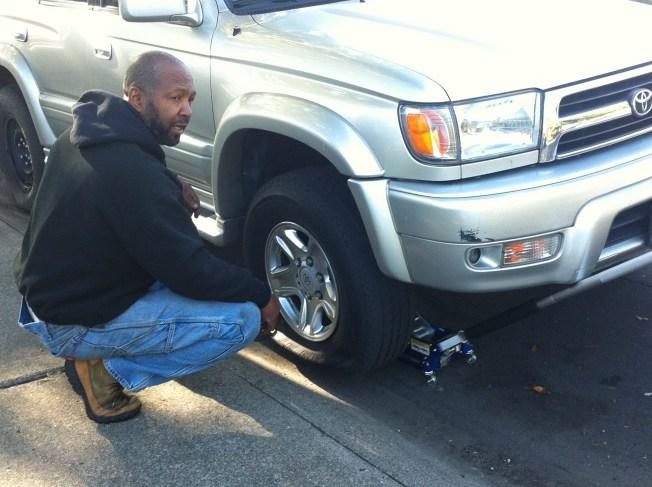 Vandals Slash Dozens of Palo Alto Tires