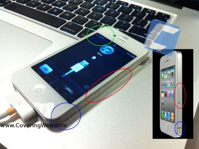 Is This a Picture of the Upcoming Verizon iPhone 4?