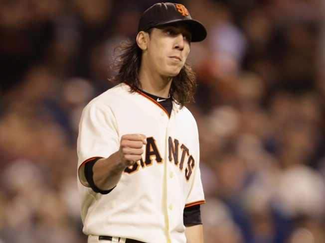 Lincecum One Strikeout Away from Crown