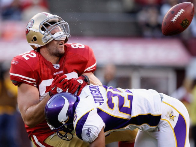 49ers Double as Medical Test Subjects