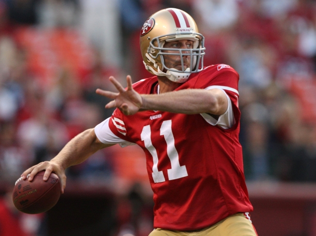 49ers/Titans: Live Game Notes from Candlestick