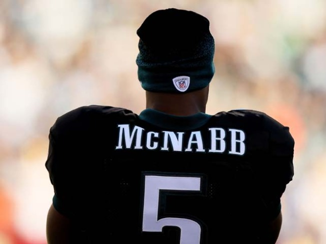 TMZ Says McNabb May Still Land in the Bay Area