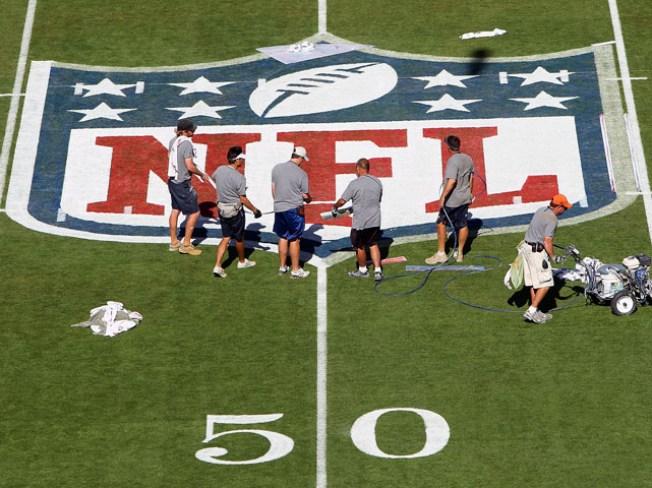49ers' Grounds Crew Needs Editor