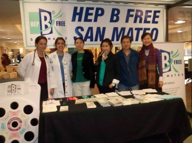 Volunteers needed at the San Mateo Hep B Free