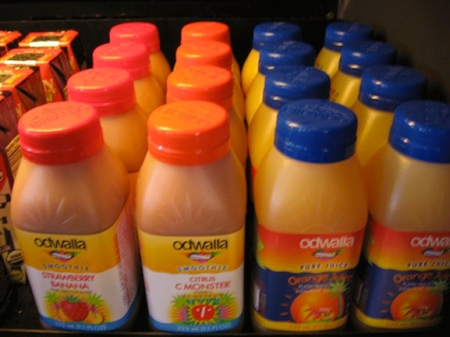 Odwalla To Move Distribution Out of Berkeley
