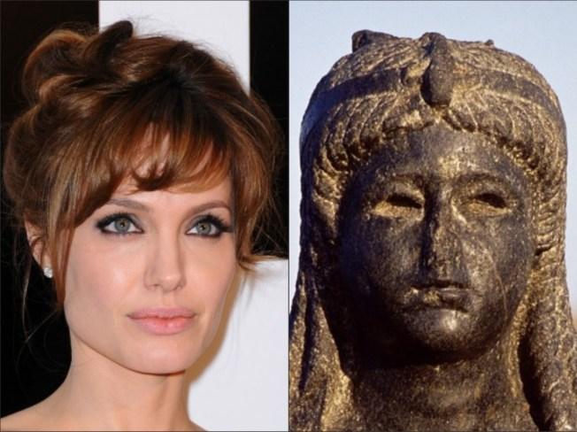 James Cameron Eyes a Tres Jolie Cleopatra