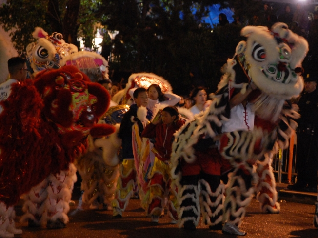 Celebrate the Year of the Dragon in SF