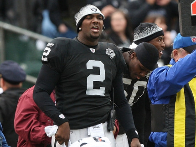 Raiders Latest Controversy: SkittleGate