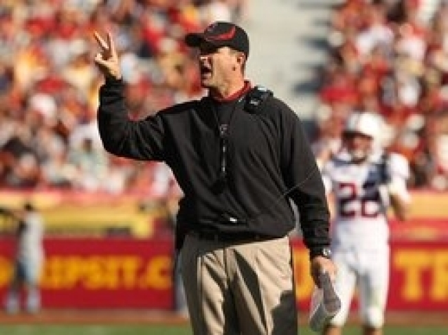 Stanford Makes a Preemptive Move to Keep Harbaugh