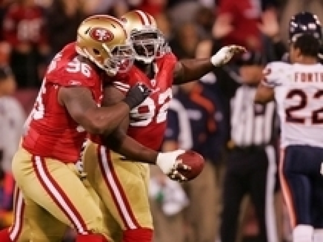 49ers' Franklin Officially a Holdout