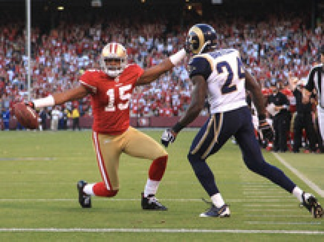 49ers Can Take it to Slumping Rams