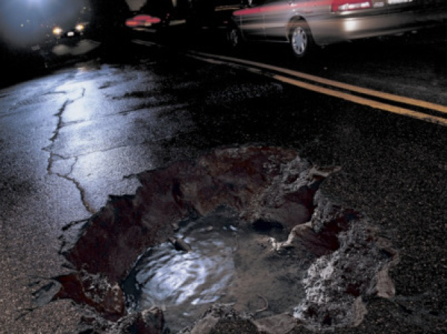 San Jose Roads Bleeding Cash