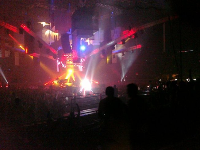Another Cow Palace Raver Hospitalized