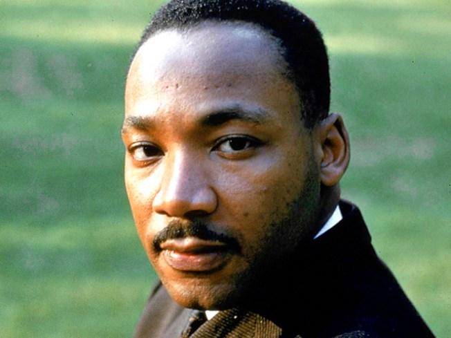 MLK Freedom Train Rides the Rails Monday