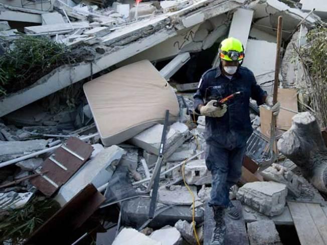 Haiti Quake Survivor Returns to Bay Area Home