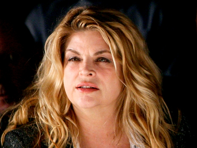 "Kirstie Alley Feels ""Good"" About 17-Year-Old Son's Engagement"