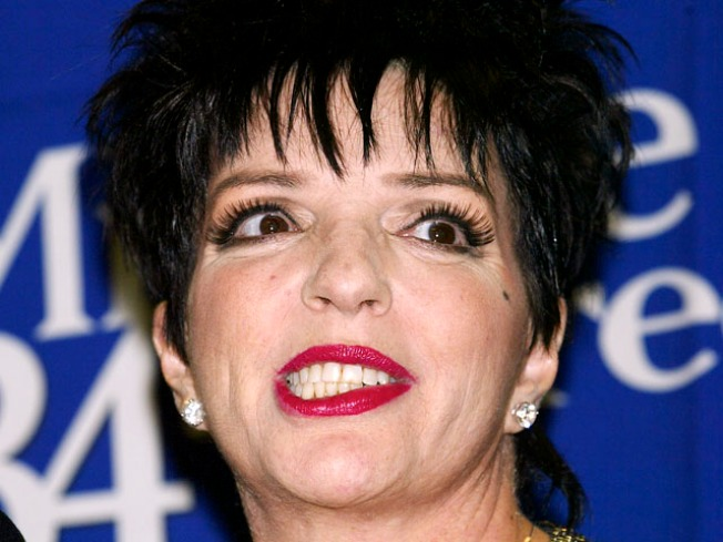 "Rep: Liza Minnelli Not Involved With ""Celebrity Rehab"""