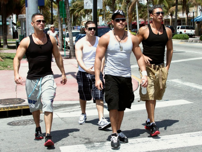 Report: 'Jersey Shore' Crew Banned From Miami Clubs