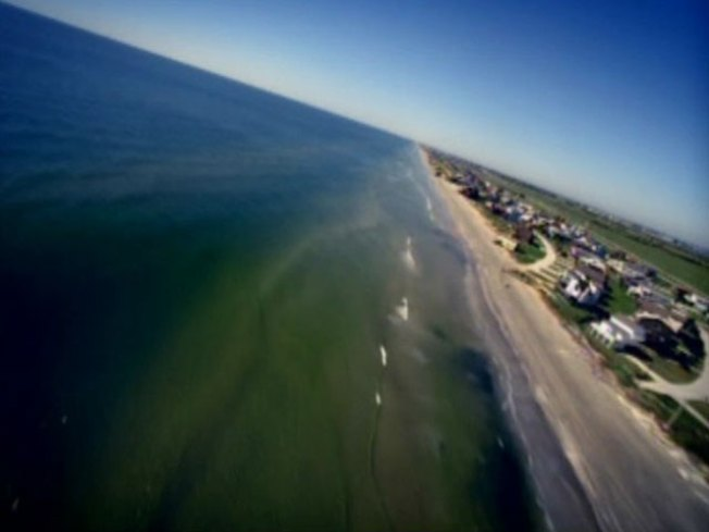 Hair Booms: Locks of Hair Headed to Gulf Spill