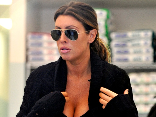 "Rachel Uchitel Checking in to ""Celebrity Rehab"""