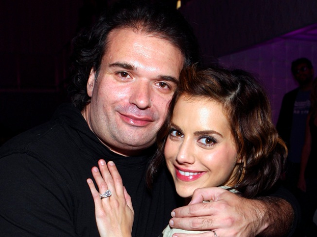 Simon Monjack's Cause of Death the Same as Brittany Murphy's