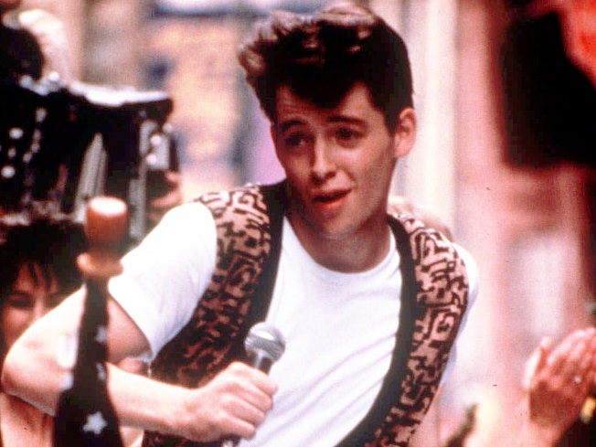 Ferris Bueller Hits the Big Screen in the City
