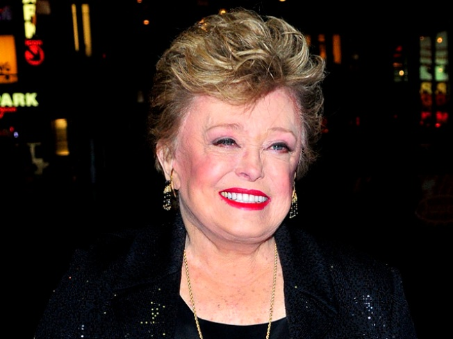 """Golden Girl"" Rue McClanahan Dead at 76"