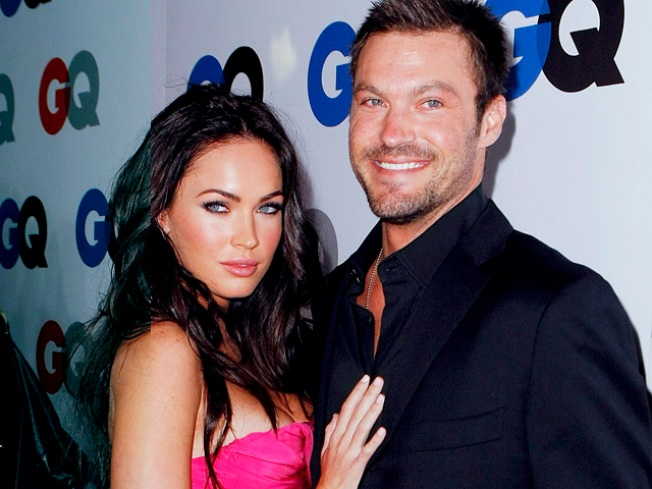 Megan Fox Marries Longtime Beau