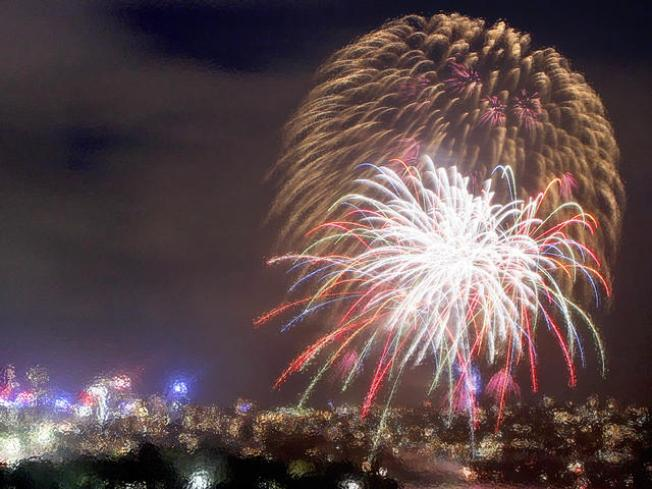 Only a Dozen Cities to Allow Fireworks