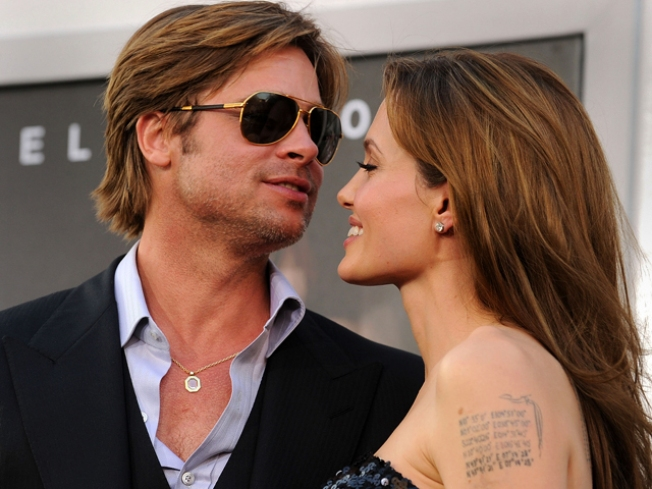Brangelina Bay Area Sightings Set Off Tweets