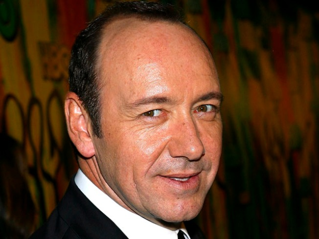 Netflix Confirms Deal with Spacey