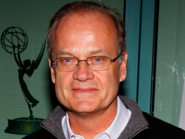 "Kelsey Grammer on New Conservative Network: ""We're Middle-of-The-Road People"""