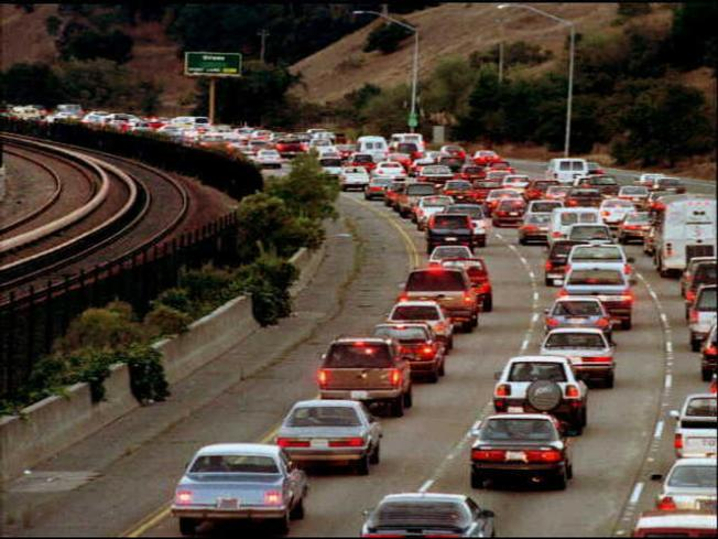 North and South Bay in for Traffic Hell Too - NBC Bay Area